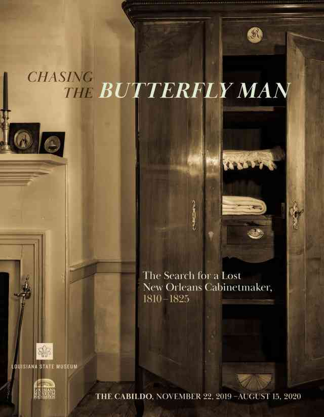 CHASING THE BUTTERFLY MAN