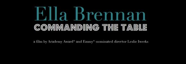 Ella Brennan Commanding the Table