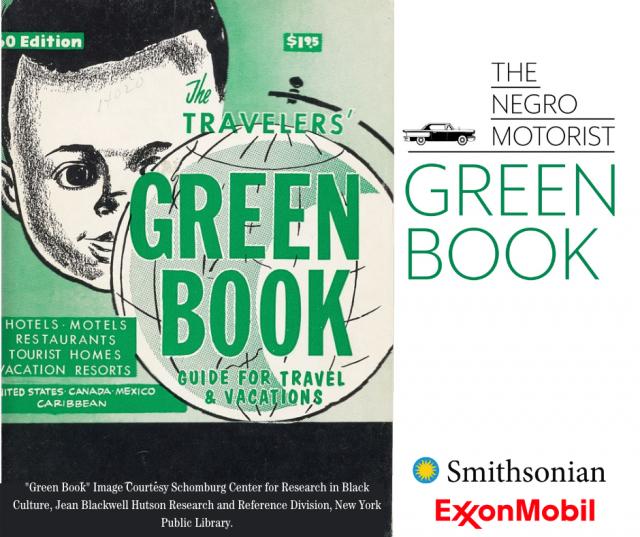 The Negro Motorist Green Book Exhibition Opening