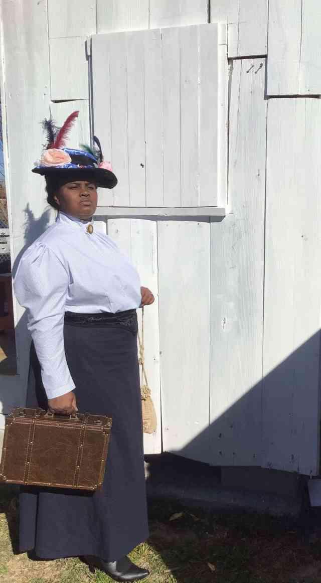 Mammy and the Underground Railroad