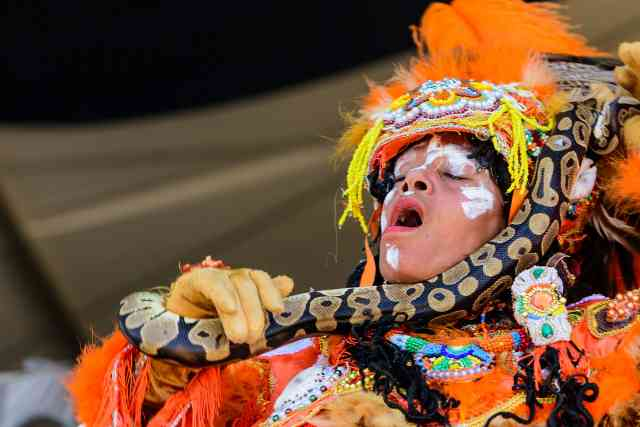Voodoo and Spirituality in Black Masking Traditions