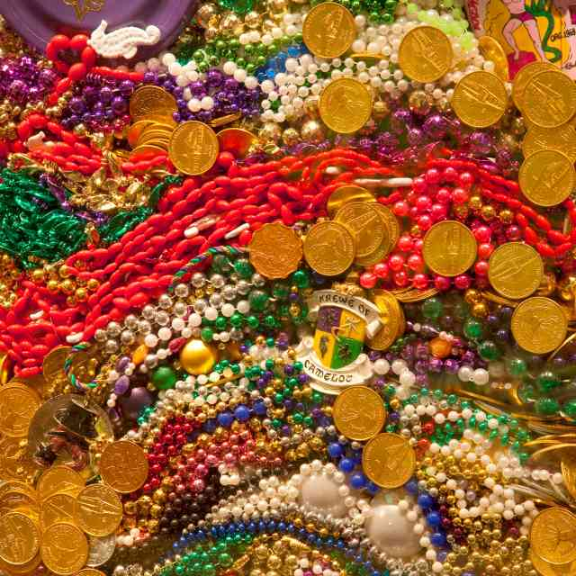 Happy Mardi Gras from the Louisiana State Museum