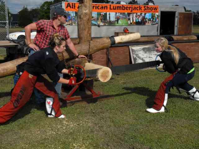 27th Annual Cypress Sawmill Festival