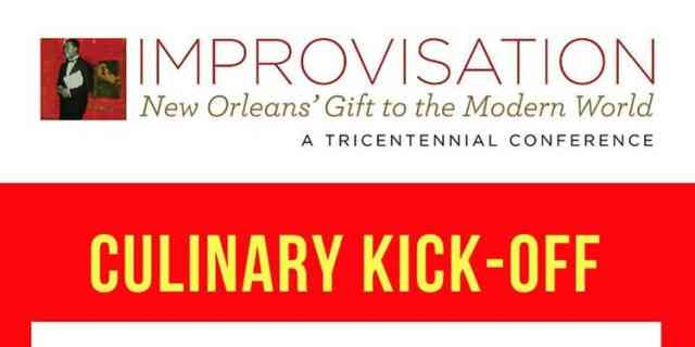Improvisations Conference Culinary Kick-Off