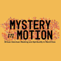 Mystery in Motion Exhibition Logo